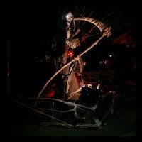 Photo taken at Wild Adventures Theme Park by Melissa S. on 10/28/2012