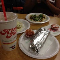 Photo taken at King Taco Restaurant by Nolan S. on 10/17/2012