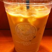 Photo taken at Caffé Veloce by anii on 11/16/2012