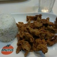Photo taken at Orange Brutus by Htur E. on 11/5/2012
