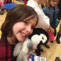 Photo taken at Build-A-Bear Workshop by Jennifer S. on 2/2/2013