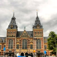Photo taken at Rijksmuseum by Charlie A. on 6/22/2013