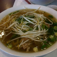 Photo taken at Pho Lien by Bruce L. on 1/19/2013
