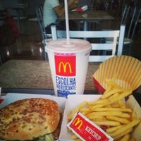 Photo taken at McDonald's by Robson G. on 3/1/2013