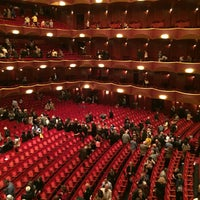 Photo taken at American Ballet Theatre at the Metropolitan Opera House by Ivan C. on 5/14/2016