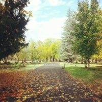 Photo taken at City Park by Ana B. on 10/29/2012