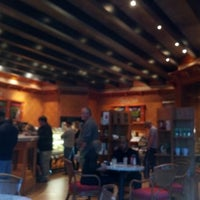 Photo taken at The Roasted Bean by John B. on 2/2/2013