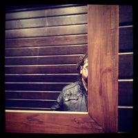 Photo taken at Cafe Pub Ganivet 13 by Jaime P. on 12/15/2013