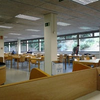 Photo taken at Biblioteca del Campus de Vilanova i la Geltrú (UPC) by hazyrra on 11/9/2012