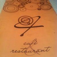 Photo taken at Café 04 by Daniel H. on 10/11/2012