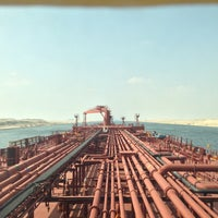 Photo taken at Suez Canal by Pavel K. on 8/18/2013