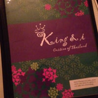 Photo taken at King and I by where in the world is GH on 4/23/2015