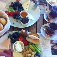 Photo taken at Göze Teras Cafe by Bediş D. on 11/18/2012
