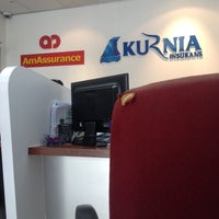 Photo taken at Kurnia Insurans (M) Berhad by Ng K. on 2/21/2014