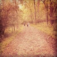 Photo taken at Raven Rock State Park by Rebekah C. on 10/10/2012