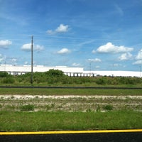 Photo taken at Wal-Mart Distribution Center by Adelia Barnes S. on 4/27/2013