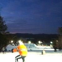 Photo taken at Pat's Peak Ski Area by noelia on 1/6/2013