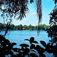 Photo taken at Harry P Leu Gardens by John P. on 5/27/2013