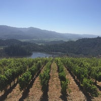 Photo taken at Viader Vineyards by Bohyun S. on 6/15/2015