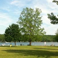 Photo taken at Long Point Park by Jenna K. on 5/27/2013