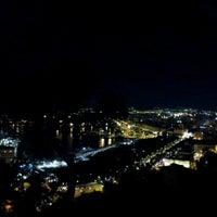 Photo taken at Hotel Parador de Málaga Gibralfaro by Lumy d. on 11/29/2012