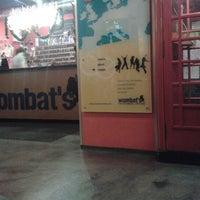 Photo taken at Wombat's City Hostel Vienna - The Base by Natana B. on 12/28/2012