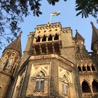 Photo taken at Bombay High Court by Brad K. on 1/17/2014