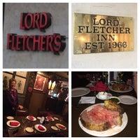 Photo taken at Lord Fletcher Inn by Brad K. on 4/19/2015
