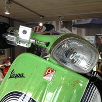 Photo taken at SIP Scootershop by Ralf R. on 4/30/2013