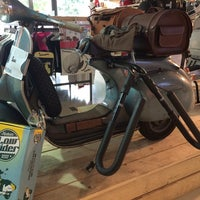 Photo taken at SIP Scootershop by Ralf R. on 7/21/2014