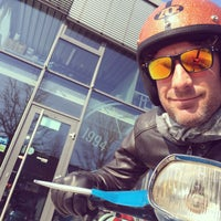 Photo taken at SIP Scootershop by Ralf R. on 3/19/2015