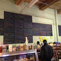 Photo taken at Caruso's Deli by Andrew G. on 3/20/2013