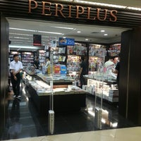 Photo taken at Periplus by Steven L. on 4/14/2013