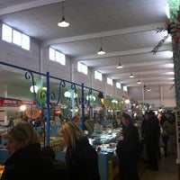 Photo taken at Marché Arago by Marion D. on 2/3/2013