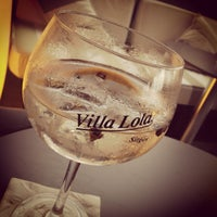 Photo taken at Villa Lola by Adriana on 8/28/2013