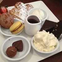 Photo taken at Lindt Chocolat Café by Mimi on 7/25/2013