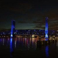 Photo taken at Hyatt Regency Jacksonville Riverfront by Brian D. on 4/6/2013