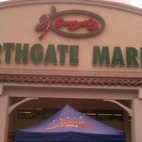 Photo taken at Northgate Gonzalez Markets by Chikilin &. on 4/24/2013