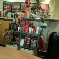 Photo taken at Starbucks by Emily S. on 12/16/2013