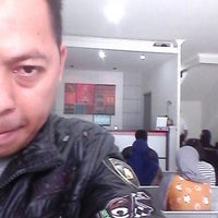 Photo taken at Bank BRI cab Cangkuang by Agus S. on 6/25/2013