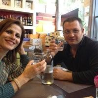 Photo taken at Vino Panino & Co. by Filomena S. on 11/16/2012