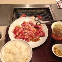 Photo taken at 焼き肉 宝島 市毛店 by Kana K. on 11/24/2014