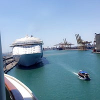 Photo taken at Norwegian Epic by Mohammad A. on 7/24/2016