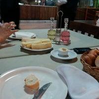 Photo taken at La Paraguayita Restaurant Parrillada by Diego L. on 11/19/2012
