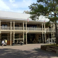 Photo taken at Hyatt Regency Lost Pines Resort & Spa by Clayton M. on 11/21/2012