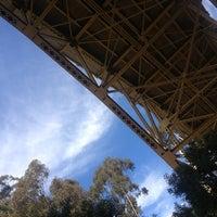 Photo taken at First Avenue Bridge by Bil B. on 2/15/2013