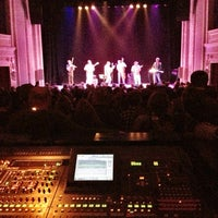Photo taken at The Jefferson Theater by Tyler F. on 11/22/2012
