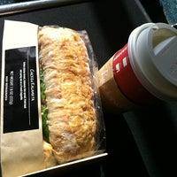 Photo taken at Starbucks by Zack G. on 11/14/2012