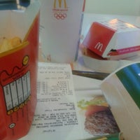 Photo taken at McDonald's by Nuno B. on 12/24/2012