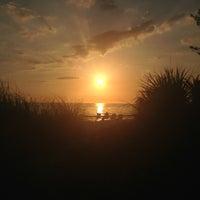 Photo taken at The BeachHouse by Allison C. on 4/9/2013